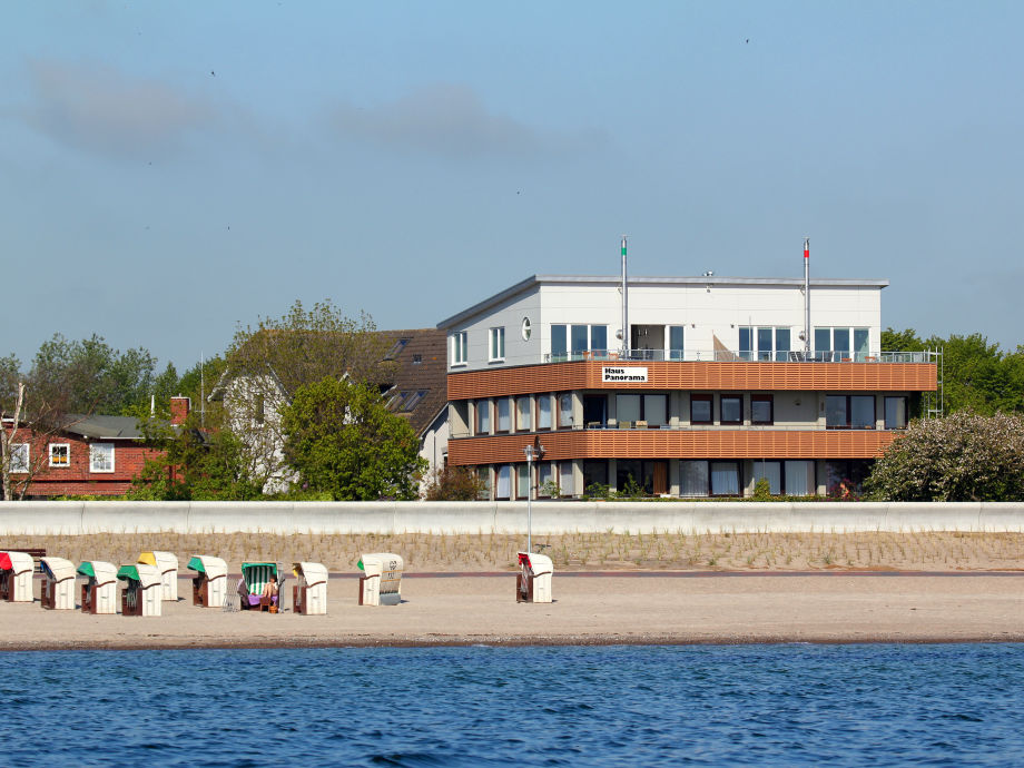 Haus Panorama mit Seeblick