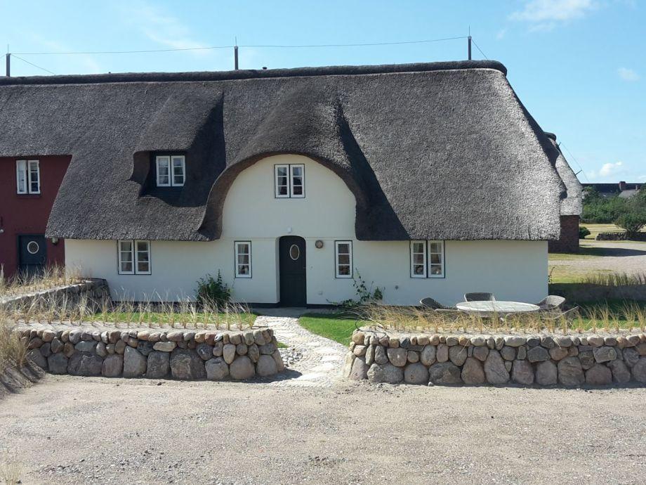 Flügel des historischem Osthofes