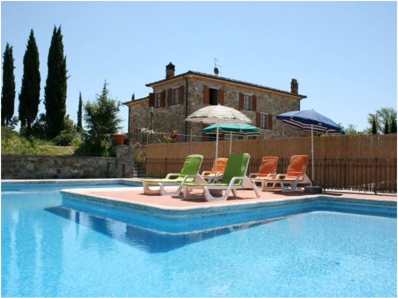 Holiday house IT481 Lucigniano, Tuscany
