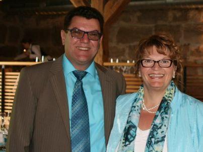 Ihr Gastgeber Susanne und Manfred Prell