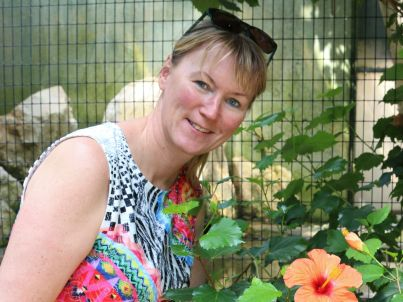 Ihr Gastgeber Sylvia Lampe