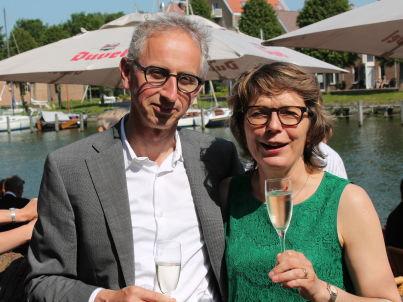 Ihr Gastgeber Loekie van der Lee