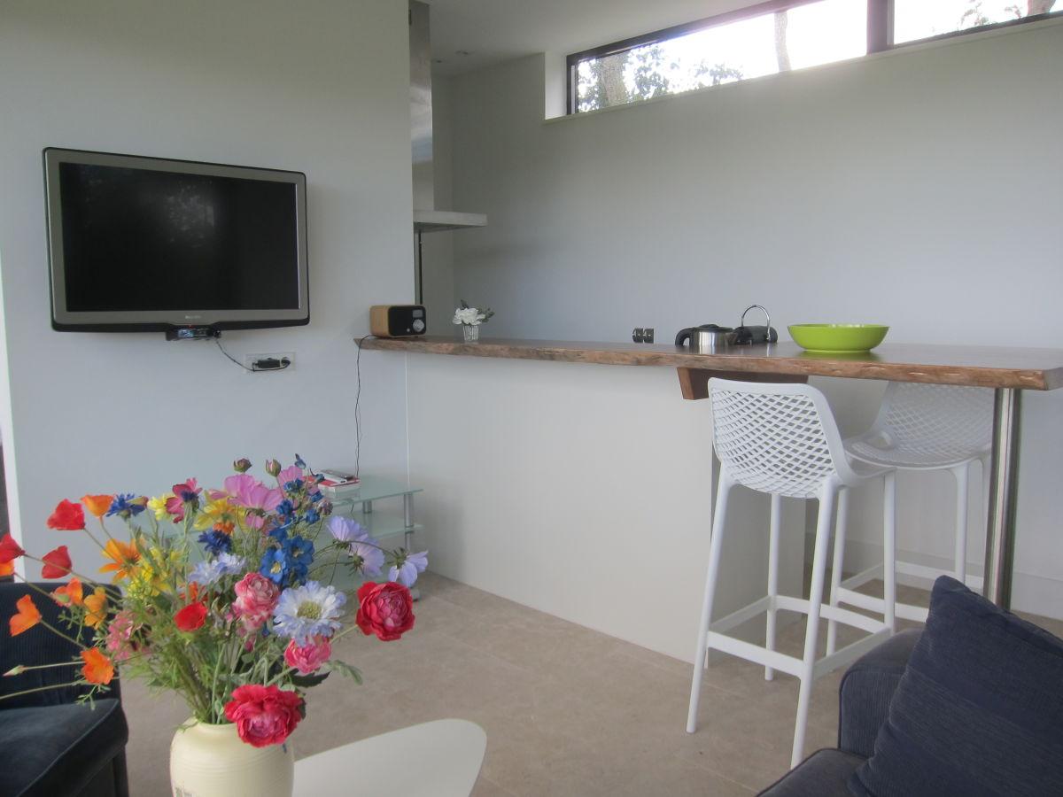 Ferienwohnung studio panorama niederlande noord holland frau loekie van der lee - Wohnzimmer mit kuche ...