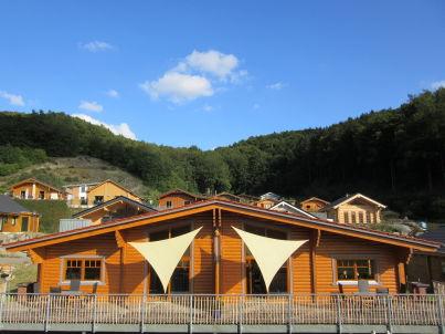 Blockhaus Sonnenblume 1