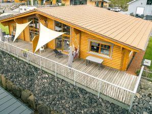 Ferienhaus Blockhaus Sonnenblume 1