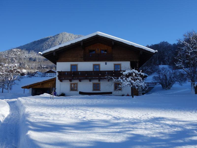 Holiday apartment Kastner - Antenbichllehen