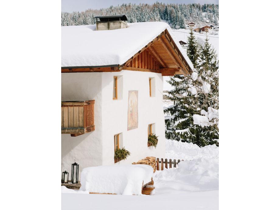 Chalet Hafling Leckplått - Winter