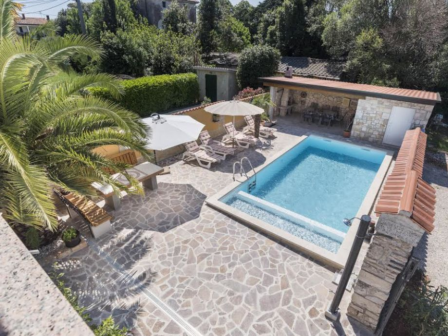 Außenaufnahme Villa Francesca
