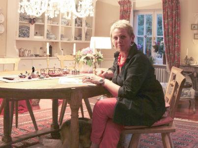 Ihr Gastgeber Margot Heiss