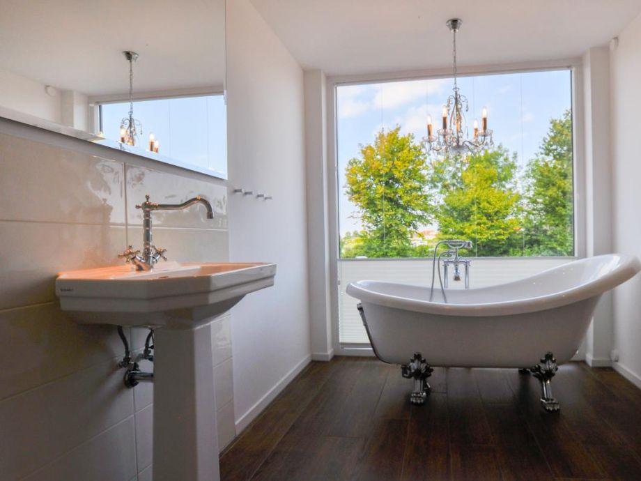 Ferienhaus Träumerei Badezimmer