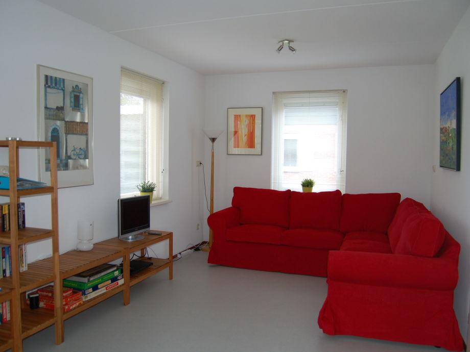 Das helle Wohnzimmer De Kikvorsch