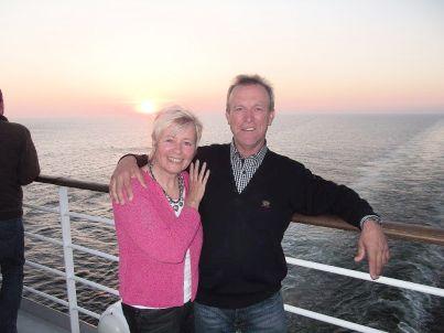 Ihr Gastgeber Werner und Elisabeth Timmer