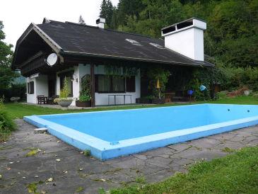 Landhaus Bungalow mit Pool