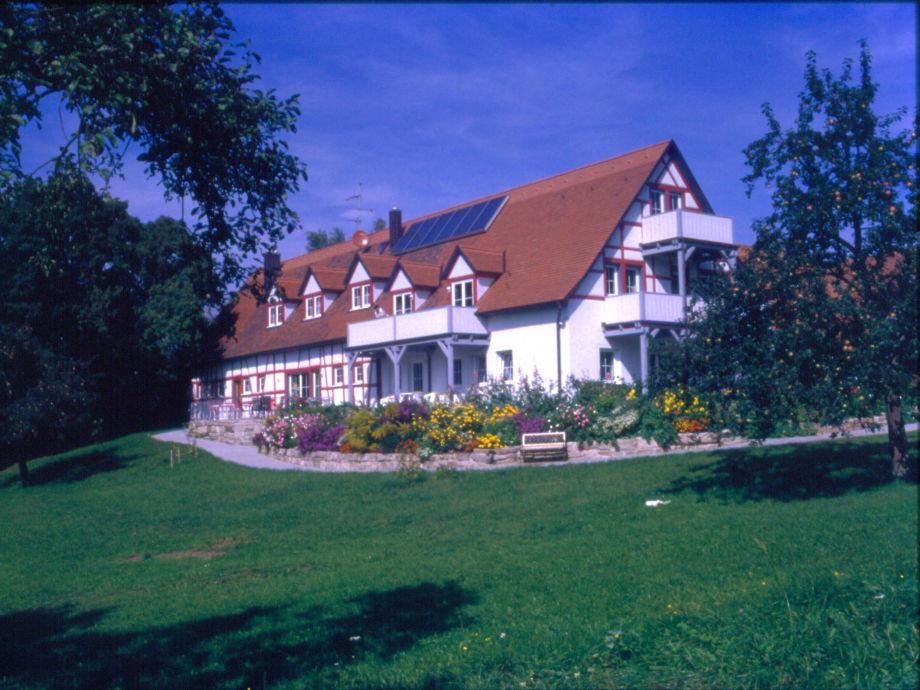 Gästehaus Ansicht Süd