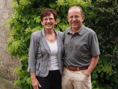 Ihr Gastgeber Irmgard & Friedrich Reif