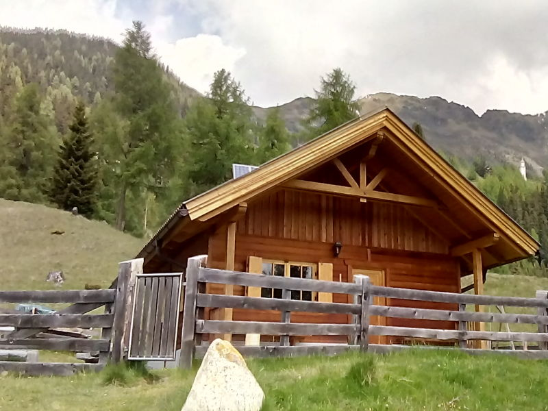 Berghütte Almhütte Sepperer