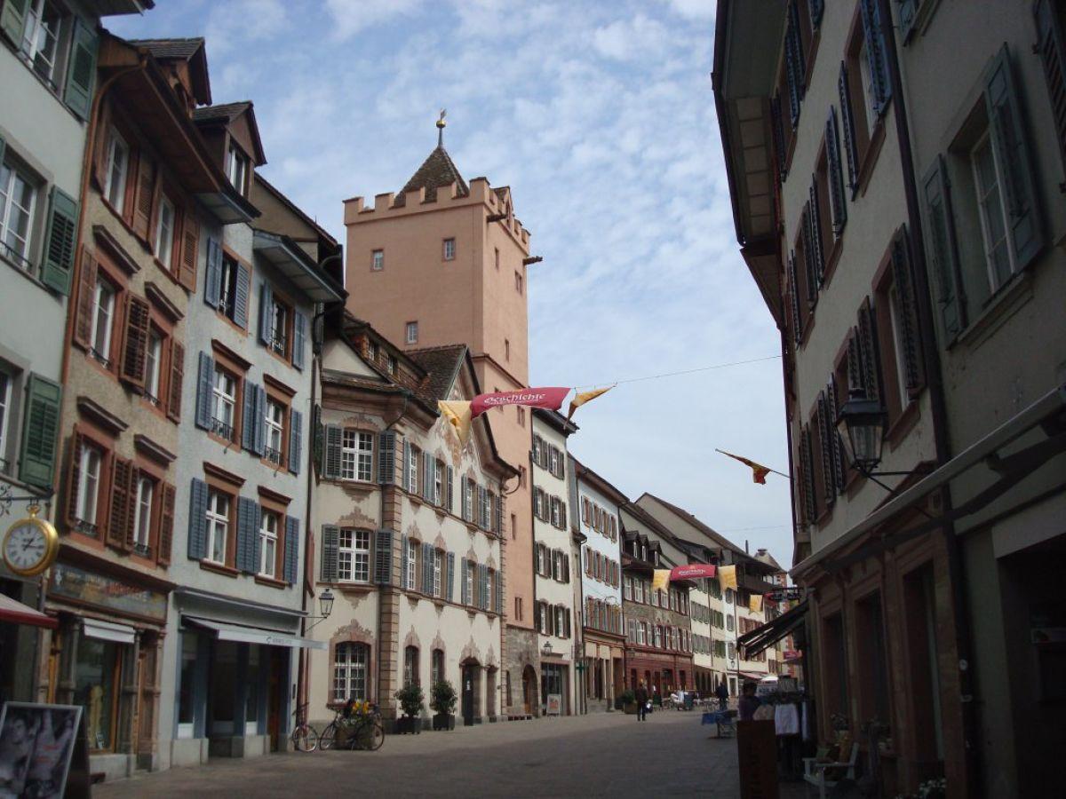 Ferienhaus dasblauehaus rheinfelden familie h u s beck for Thermalbad rheinfelden schweiz
