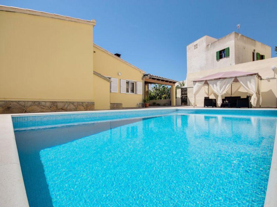 Villa Bonamar mit Pool in Cala Ratjada