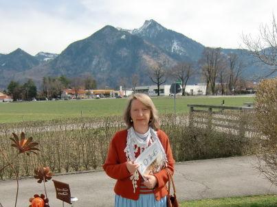 Ihr Gastgeber Therese Schmid
