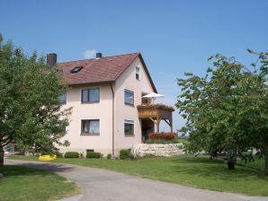 Ferienwohnung Gartenblick auf dem Ferienhof Albig