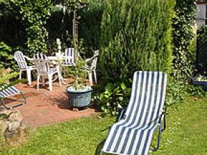 Ferienwohnung gemütliche Fewo. mit Garten,Grill,Terrasse