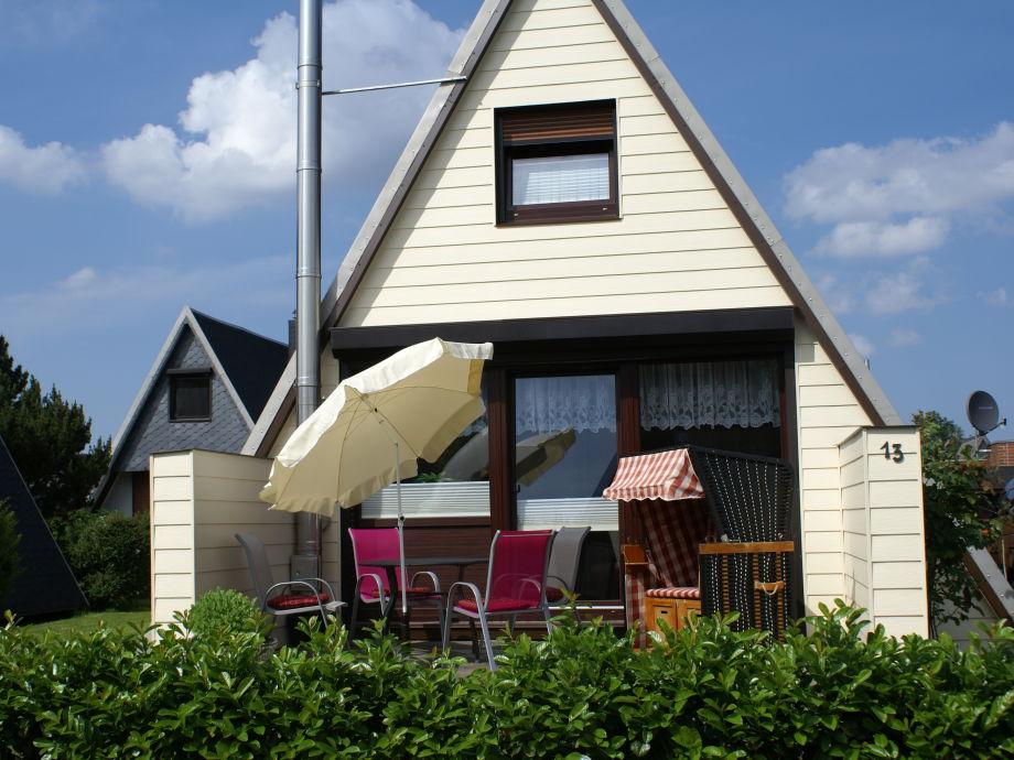 Haus Nordseeluft mit Südterasse