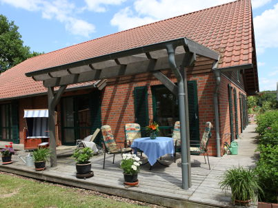 holiday home in Öspergarten