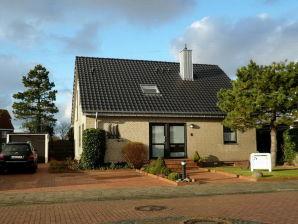 Ferienhaus Kalveram Norderney - 4-Raum Wohnung 1.OG (DG)