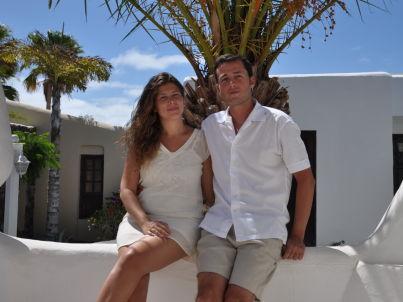Ihr Gastgeber Eduardo & Jazmín Medina Granell