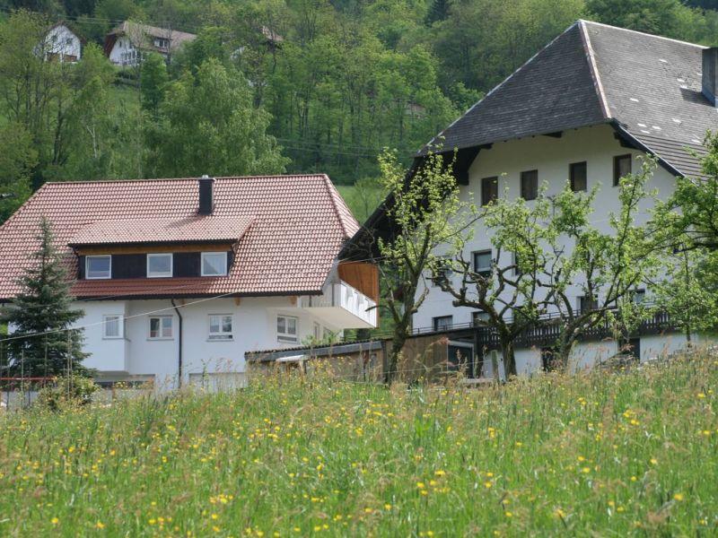 Ferienwohnung auf dem Bauernhof Bernhardenhof