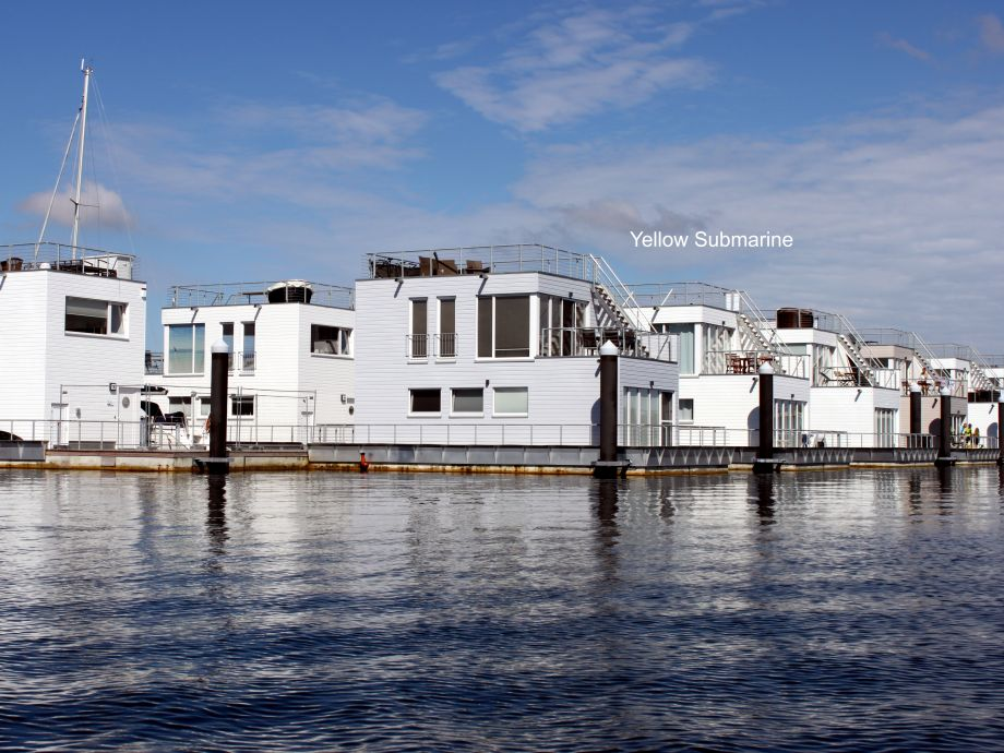 Hausboot Yellow Submarine