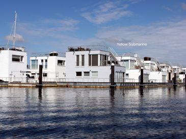 Hausboot Yellow Submarine Olpenitz