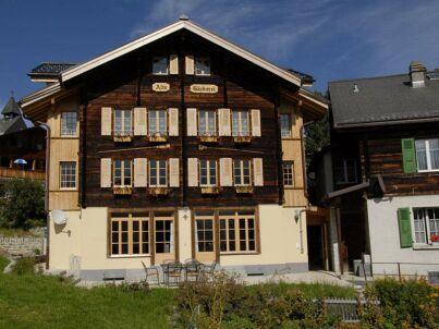 Alte Bäckerei (Mürren) (Obj. M6002)