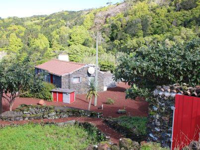 Casa Volcano Preto
