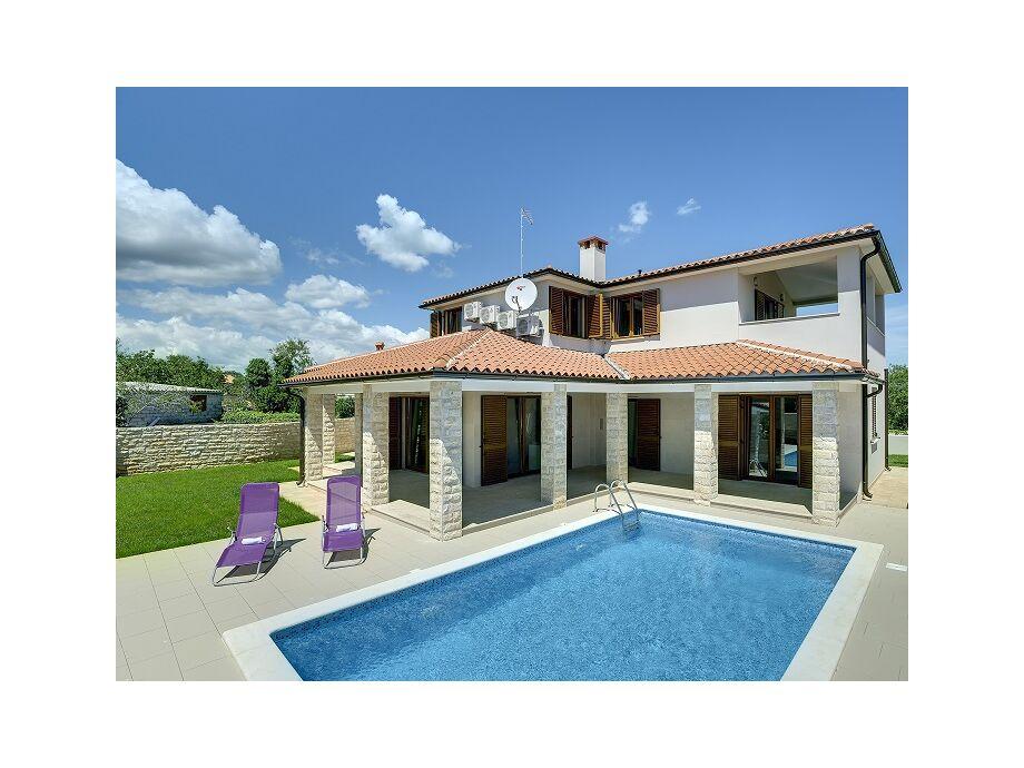 Die herrliche Villa