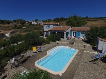 Villa Lézard Bleu