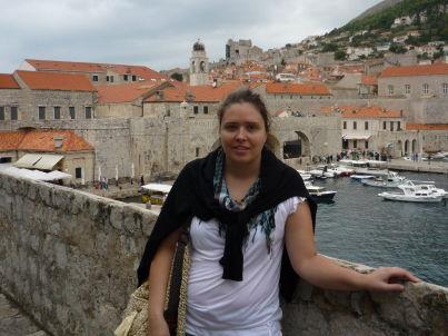 Ihr Gastgeber Morena Mijolovic
