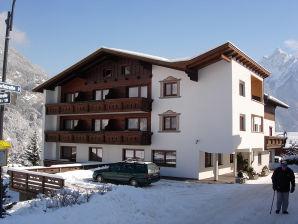 Ferienwohnung im Ötztal Gästehaus Edelweiss