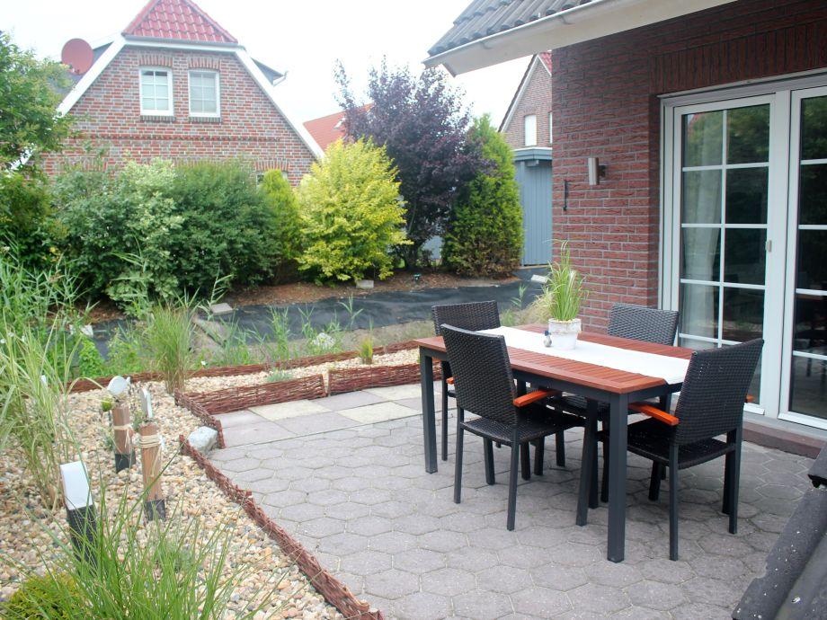 Terrasse zum Chillen und Grillen