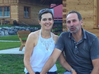 Your host Daniela und Karlheinz Wasle