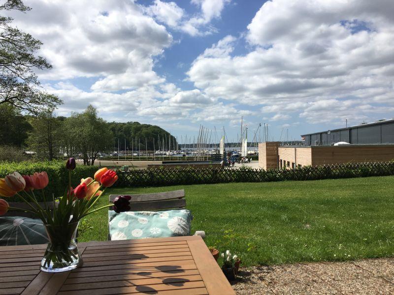 Ferienwohnung Yachthafen-Fördeblick (Glück 2)