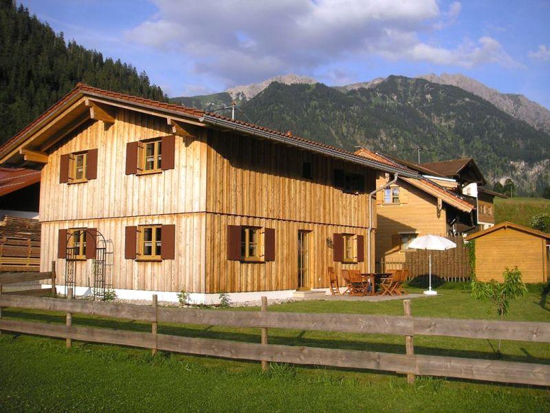 Ferienhaus s'Alphüs