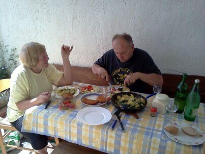 Ihr Gastgeber Domagoj Buljan