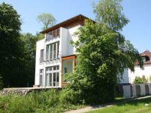 Ferienwohnung Villa am Meer - Terrasse