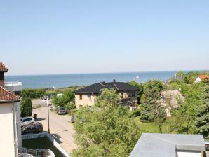 Ferienwohnung Villa am Meer - Penthouse