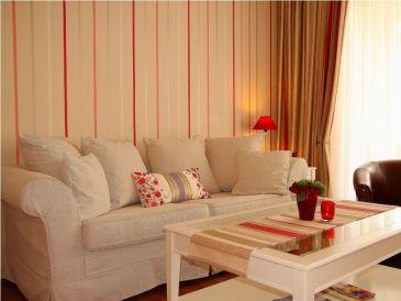 Ferienwohnung Villa Strandvogt App. Ambiance