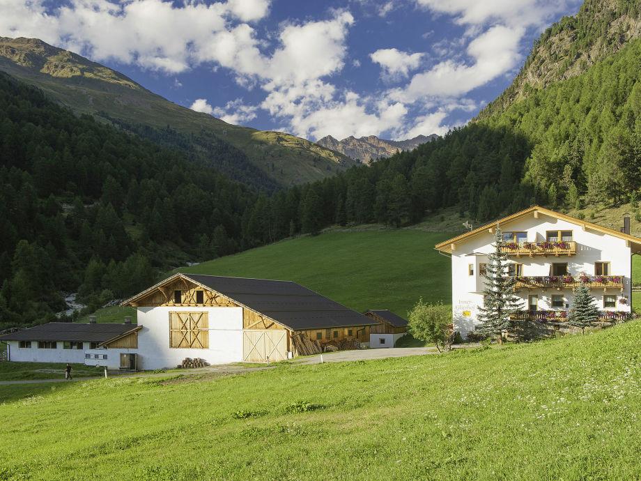 Inner-Glieshof im Matschertal (Südtirol)
