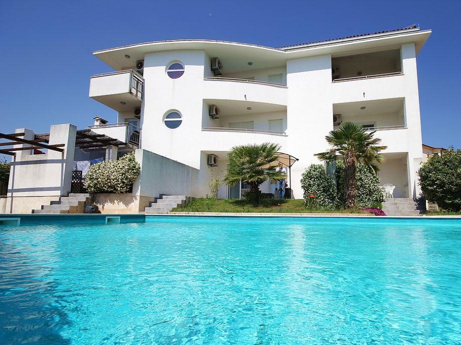 Die wunderschöne Ferienwohnung mit Pool