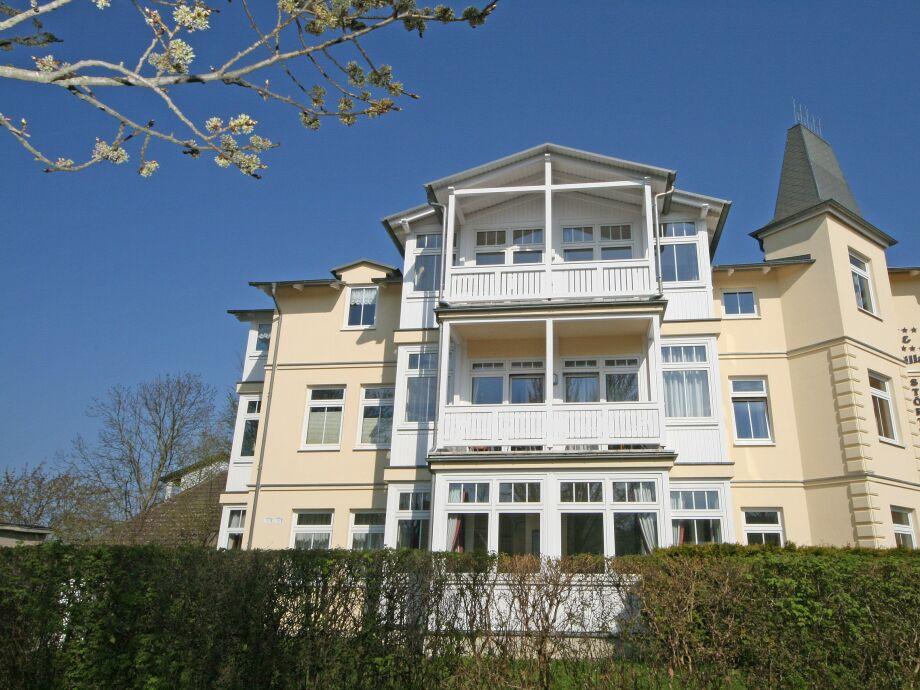 Die Villa Störtebeker