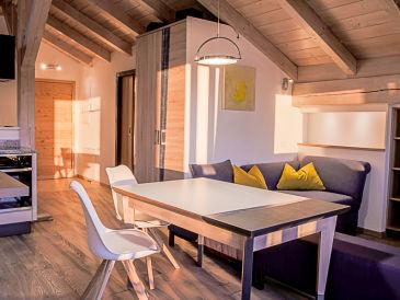 Ferienwohnung Ambiente im Ferienhaus Lebensart am See